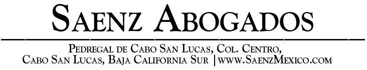 Saenz y Asociados | Mauricio Saenz | Attorneys at Law, Cabo San Lucas, BCS, Mexico